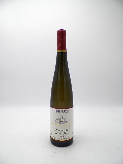 Pinot Gris / Meyer-Fonné, Dorfburg, 2016