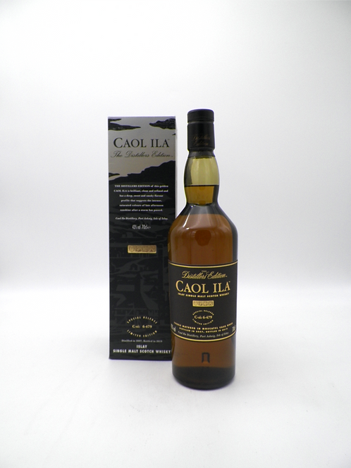 Whisky / Caol Ila, Distillers Edition