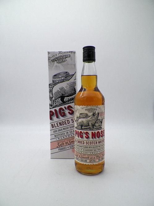 Whisky / Pig's Nose