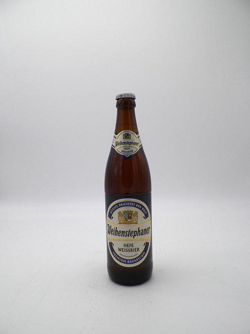 Weihenstephaner, Hefe Weissbier, Blanche, 50 cl
