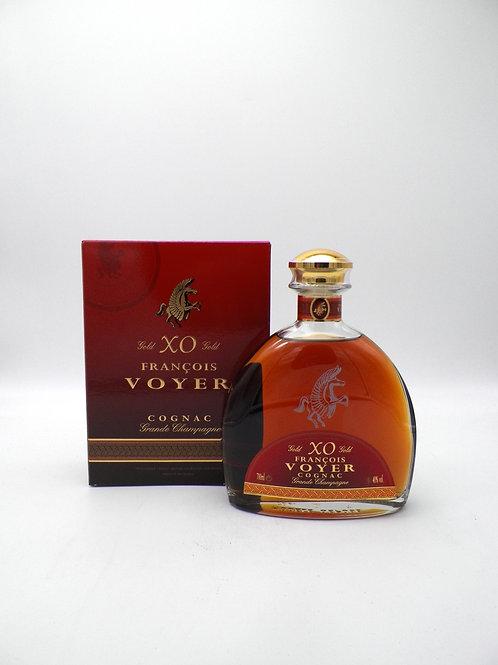 Cognac / François Voyer, Xo, Gold, 70 cl