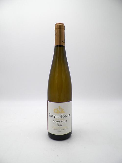 Pinot Gris / Meyer-Fonné, Réserve, 2017