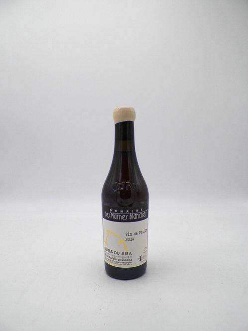 Côtes du Jura / Domaine des Marnes Blanches, Vin de Paille, 2014