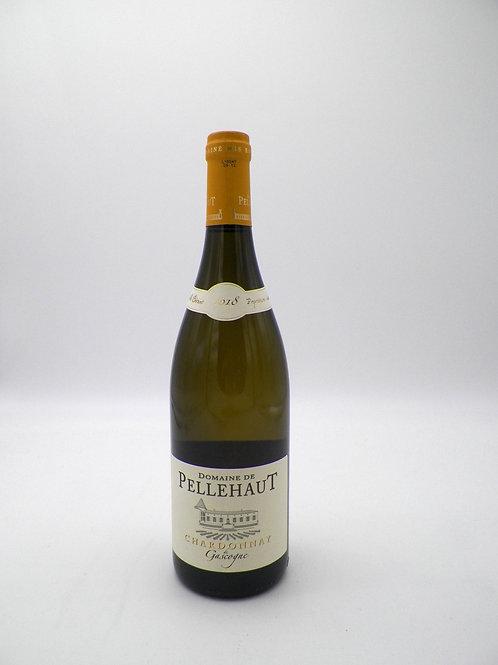 IGP Côtes de Gascogne / Domaine de Pellehaut, Chardonnay, 2018