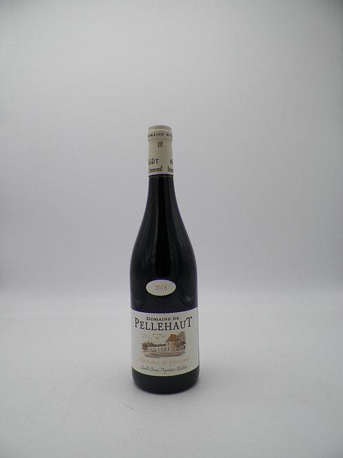 IGP Côtes de Gascogne / Domaine de  Pellehaut, Harmonie, Rouge, 2019