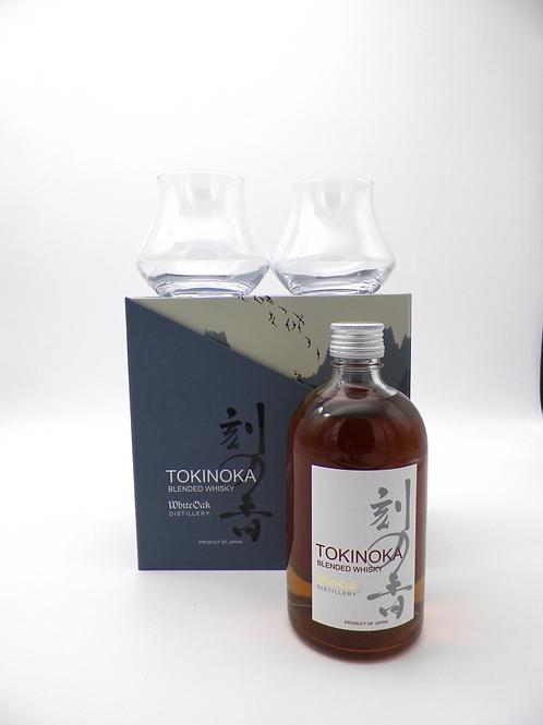 Coffret-Whisky / Tokinoka, White Oak