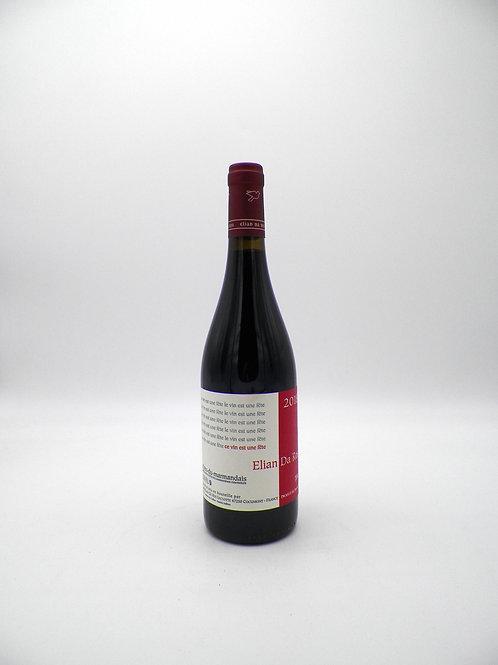 Côtes du Marmandais / Domaine Elian Da Ros, Le Vin Est Une Fête, 2018