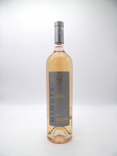 Magnum / Côtes de Provence  / Minuty, Cuvée Prestige, 2018