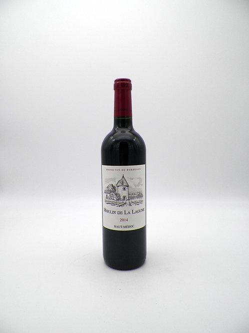 Haut Médoc / 2nd vin Château La Lagune, Moulin de La Lagune, 2014