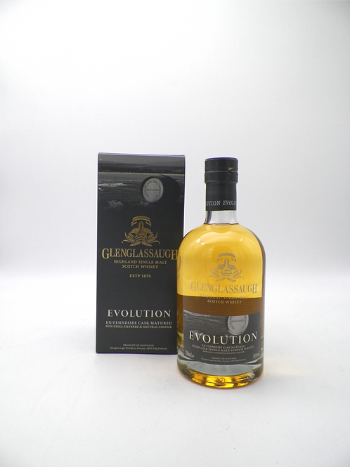 Whisky / Glenglassaugh, Evolution