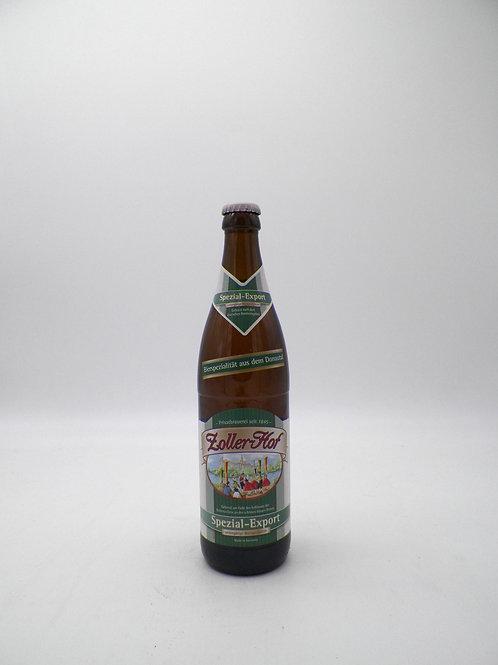 Zoller Hof / Special export, Blonde, 50cl