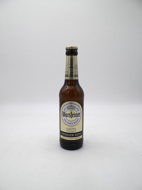 Warsteiner / Blonde, 33 cl