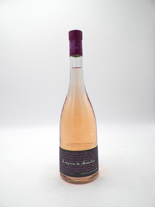 Côtes de Provence / Château Les Valentines, Caprices de Clémentine, 2019