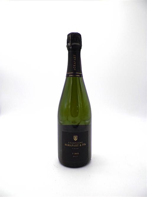 Champagne / Agrapart, Les 7 crus,  Brut