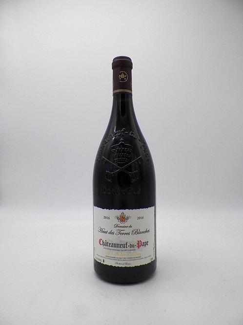 Magnum / Châteauneuf-du-Pape / Domaine du Haut des Terres Blanches, 2016