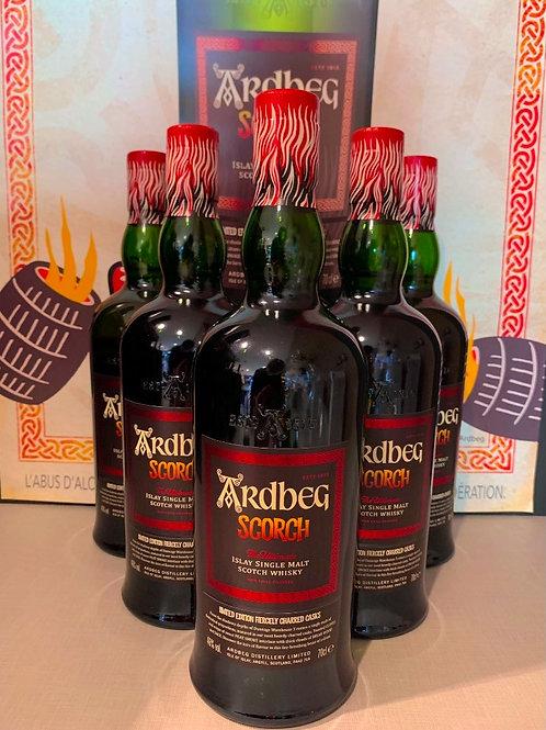 Whisky / Ardbeg, Scorch, EDITION LIMITEE 2021