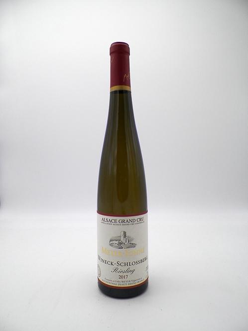 Riesling / Meyer-Fonné, Wineck-Schlossberg, 2017