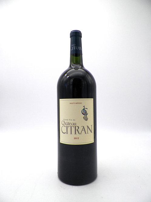 Magnum / Haut Médoc / Château Citran, 2015
