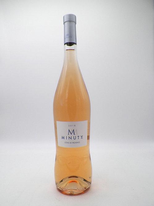 Magnum / Côtes de Provence / Minuty ,Cuvée M, 2018