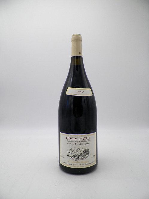 Magnum / Givry 1er Cru / Domaine Parize, Les Grandes Vignes, 2018