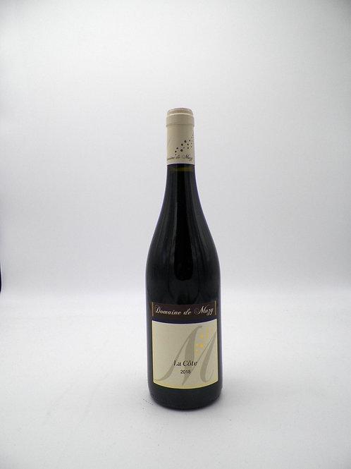 IGP Côtes de Meuse / Domaine de Muzy, Pinot noir, la Côte, 2018
