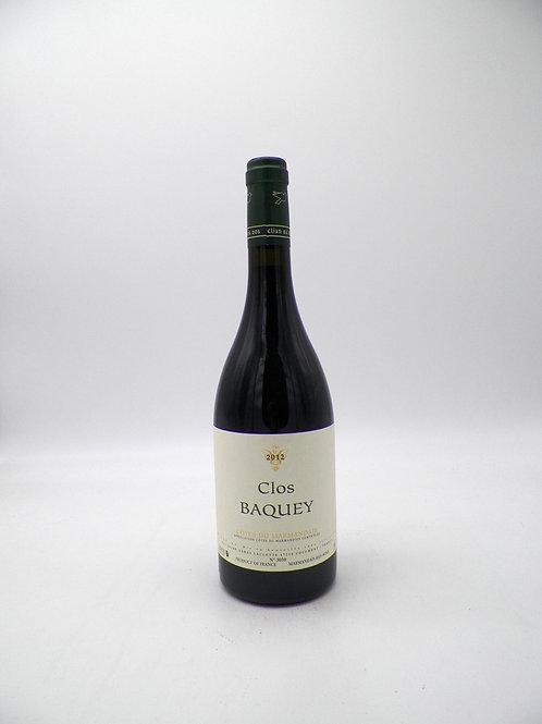 Côtes du Marmandais / Clos Baquey, 2012/15