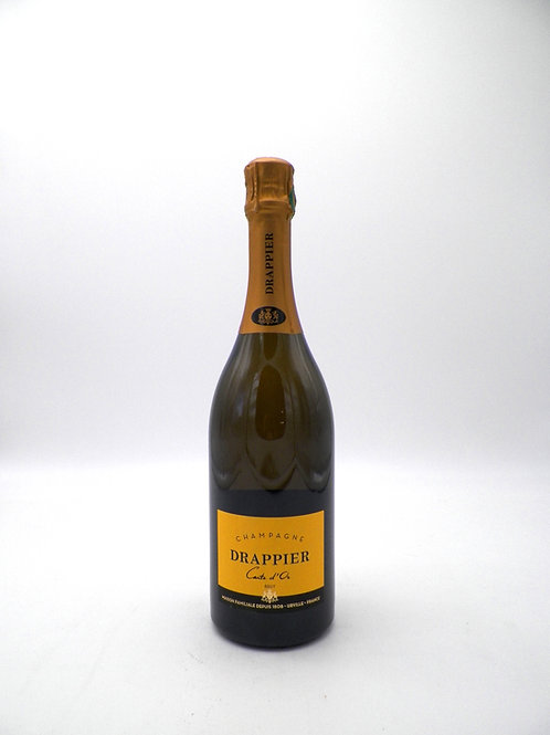 Champagne / Drappier, Carte d'Or, Brut