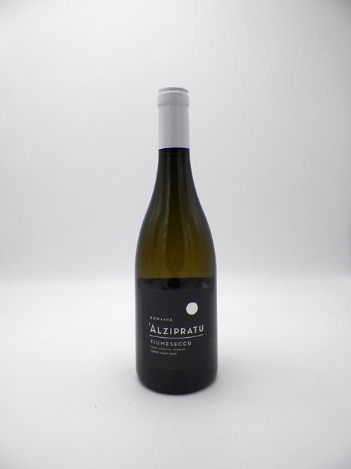 Corse Calvi / Domaine Alzipratu, Fiumeseccu, Blanc, 2019