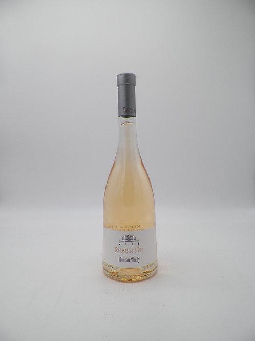 Côtes de Provence / Château Minuty, Rose et Or, 2020