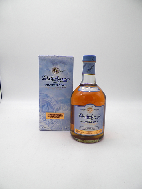 Whisky / Dalwhinnie, Winter's Gold