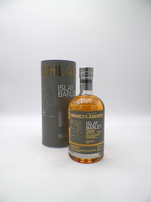 Whisky / Bruichladdich, Islay Barley, 2011
