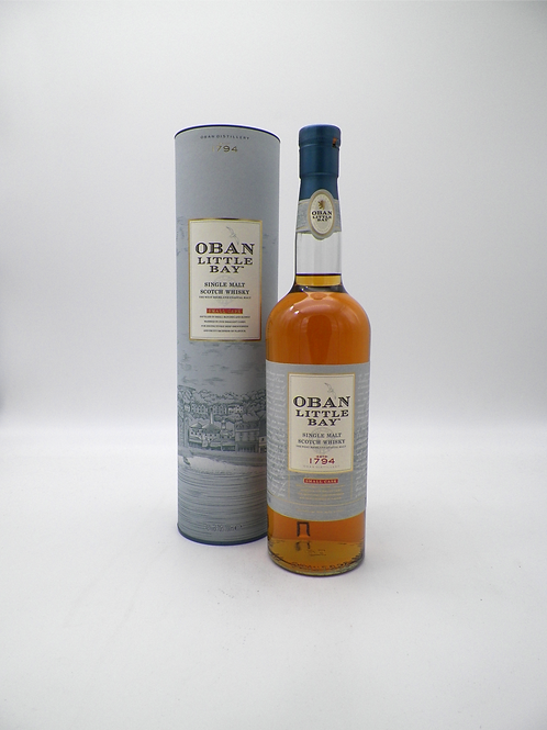 Whisky / Oban, Little Bay