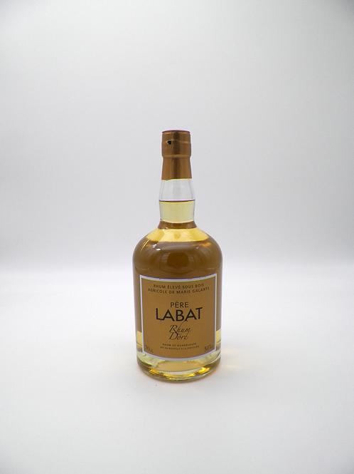 Rhum-Guadeloupe / Père Labat, Doré