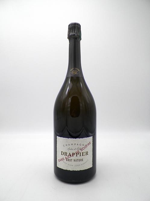 Magnum / Drappier, Pinot Noir, Brut Nature, Sans Soufre