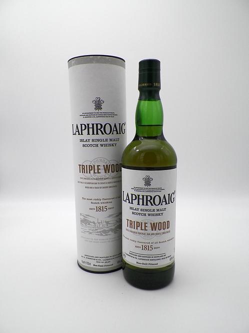 Whisky / Laphroaig, Triple Wood