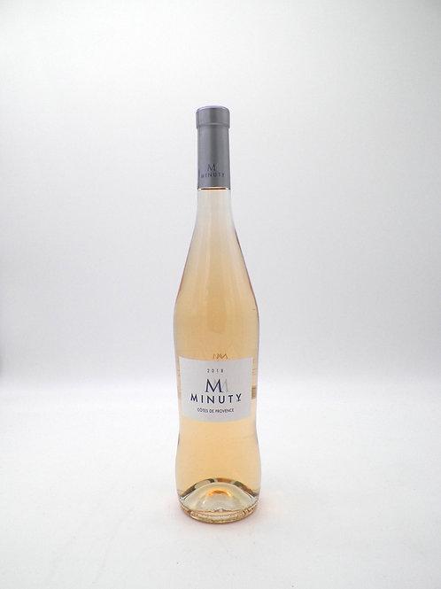 Côtes de Provence / Minuty, Cuvée M, 2019