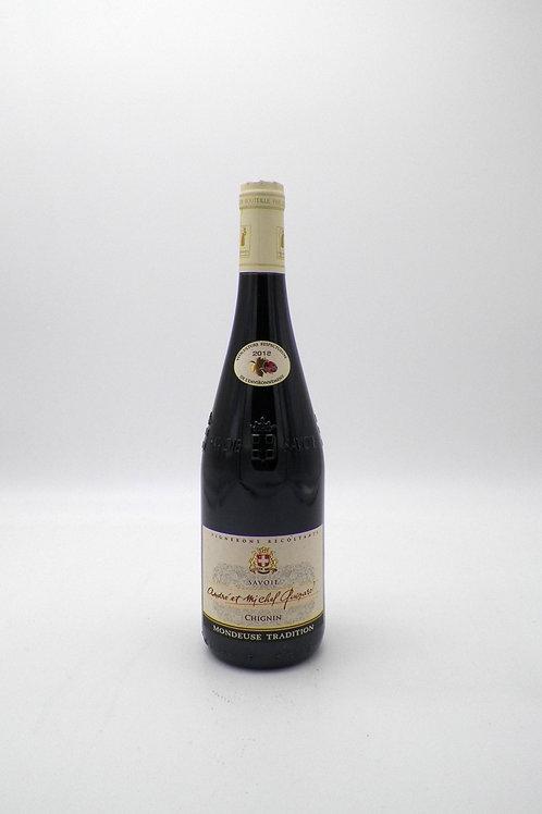 Chignin Mondeuse Tradition / Domaine André et Michel Quenard, 2018