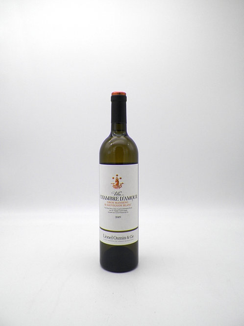 Vin de France / Lionel Osmin, Villa Chambre d'Amour, 2019
