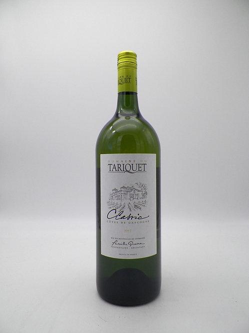 Magnum / IGP Côtes de Gascogne / Domaine Tariquet, Classic, 2017