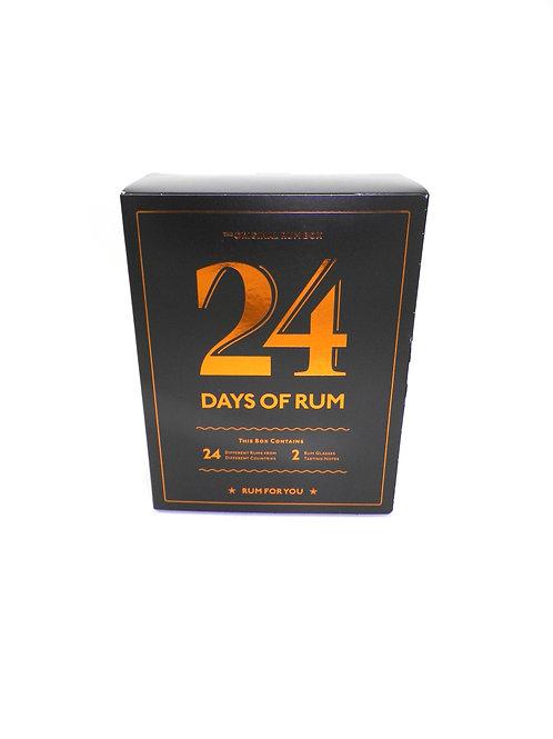 Calendrier de l'Avent - 24 Days of Rum