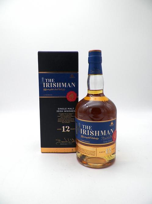Whisky / Irishman, Single Malt, 12ans