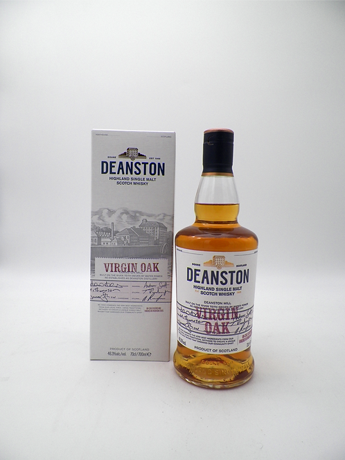 Whisky / Deanston, Virgin Oak