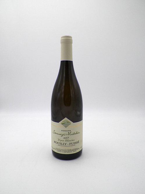 Pouilly- Fuissé / Domaine Saumaize-Michelin, Vignes Blanches, 2017