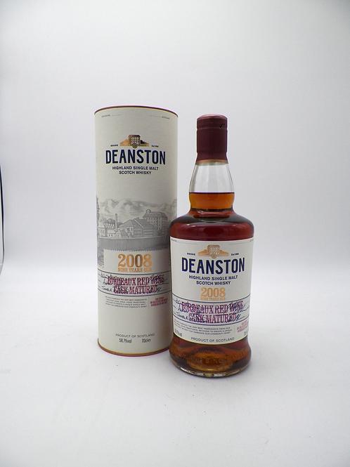 Whisky / Deanston, 2008