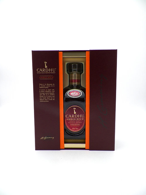 Coffret - Whisky / Cardhu Amber Rock