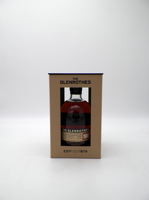 Whisky / The Glenrothes, 1988