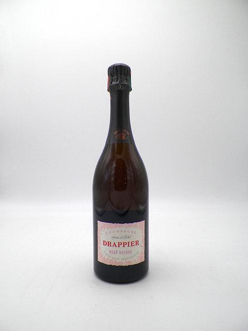Champagne / Drappier, Rosé, Brut Nature