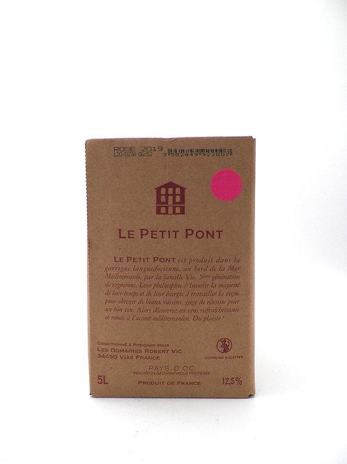 IGP Pays d'Oc / Petit Pont, Rosé