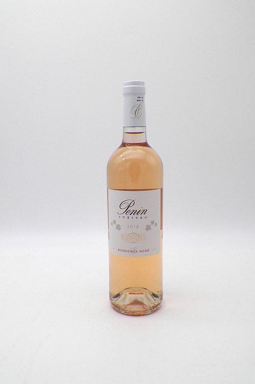 Bordeaux Rosé / Château Pénin, Rosé, 2018