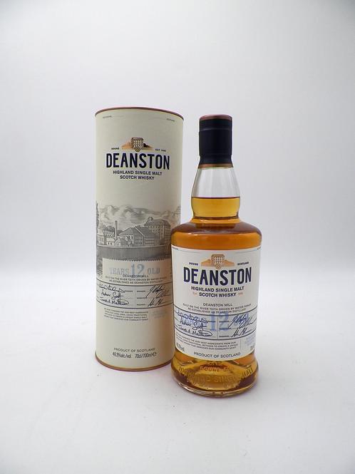 Whisky / Deanston, 12ans